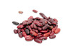 Kidney Beans Isolated on White Background