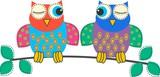 Fototapety owls
