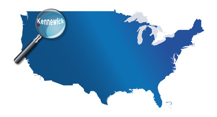 Kennewick, État de Washington, États-Unis, USA