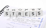Stress Termindruck poster