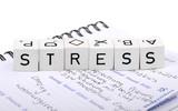 Stress / Termine / Burnout / Überforderung poster