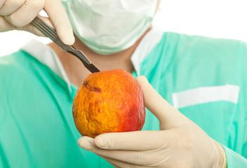schönheits chirurgie Skalpel