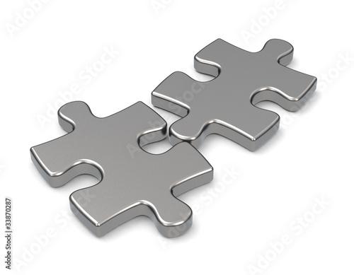 Die Puzzleteile © beermedia
