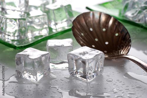 cubetti ghiaccio - quattro