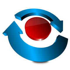 frecce target loop
