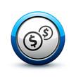 icône dollar argent finance