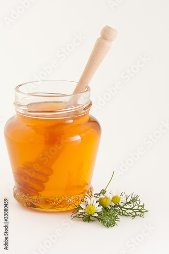 Honey and Chamomile