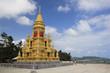 beach temple koh samui thailand