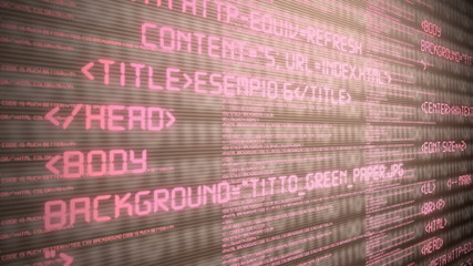 HTML Code background