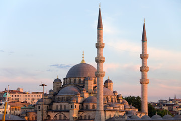 New Mosque in Istanbul