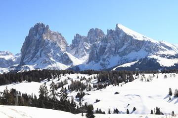 Dolomites Alps, unesco natural world heritage, Italy