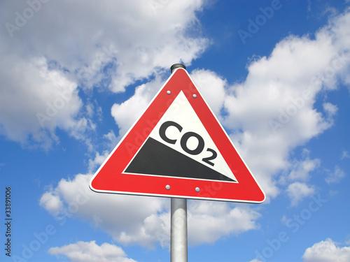 Schild CO2-Reduktion