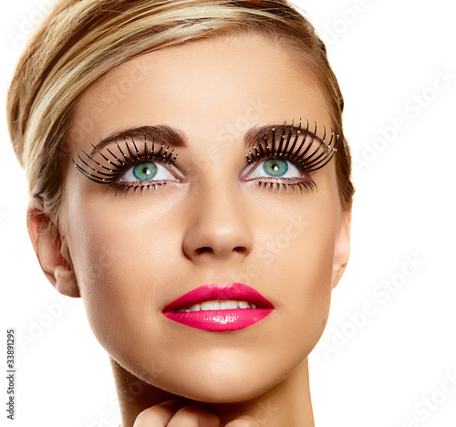 Vogue long lashes