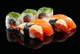 Fototapeta rolkach - jedzenie - Ryba
