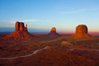 Monument Valley at sunset - 33892642