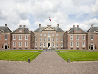 Loo Palace in Apeldoorn, the Netherlands.