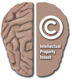 Intellectual Property IP asset copyright poster