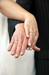 Eheringe, Trauung, Hochzeit