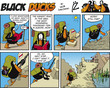 Black Ducks Comic Story episode 70
