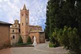 Abbazia di (Abbey of) Monte Oliveto Maggiore
