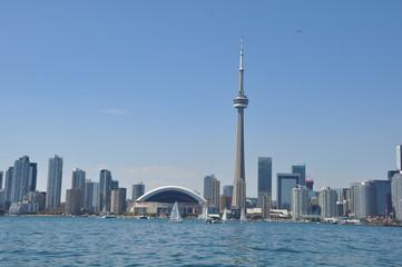 Toronto Skyline in Canada