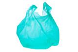 Einkaufstasche aus Plastik