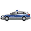 Polizeifahrzeug