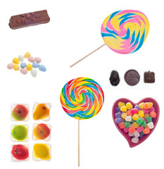 Assorted Candies and Sweets