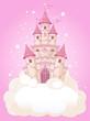 Pink Sky Castle - 33929050