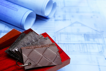 Material choosing for construction