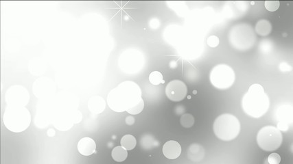 Defocused particles background 5