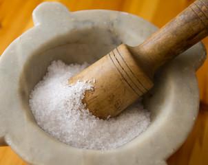 Antico mortaio di marmo  per sale grosso
