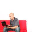Mann zuhause online