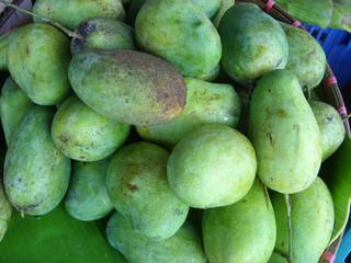 Mangoes at Thai market