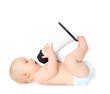 Baby spielt mit Megaphon - 33944026