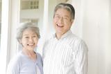Fototapety 笑っている老夫婦