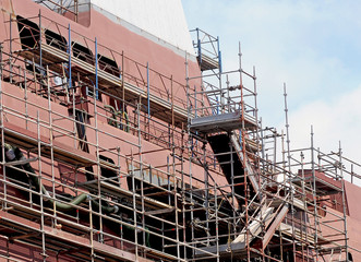 ship under constructions