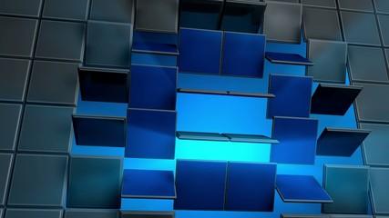 Cubi rotanti