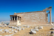 Temple in Acropolis, Athens