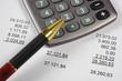 Bilanz Rechnung