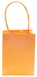 Orange Shopping Bag
