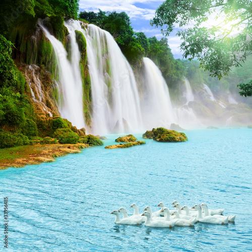 Waterfall - 33956485