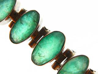 emerald  braslets