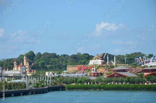 Gateway To Sentosa, Singapore