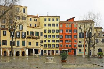 Italy, Venice new Jewish ghetto