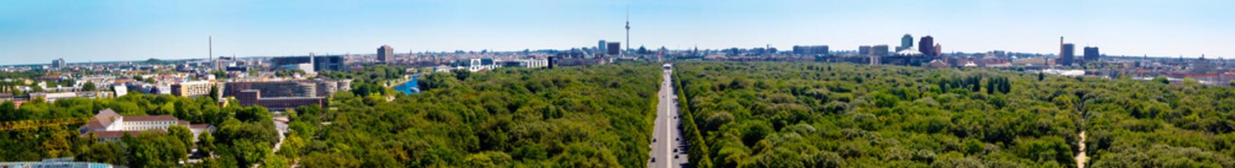 Panorama Berlin-Mitte