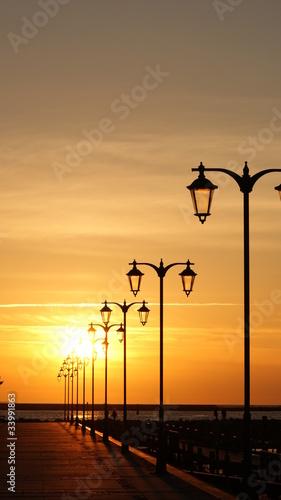 Fototapeta Route of the Sun
