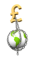 Chaining the world with money