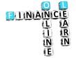 3D Finance Oline Learn Crossword
