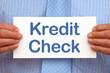Kredit Check - Finanzierung und Bank